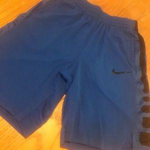 Nike Elite boys royal blue/ black
